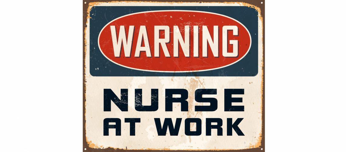 NURSE AT WORK WIDE