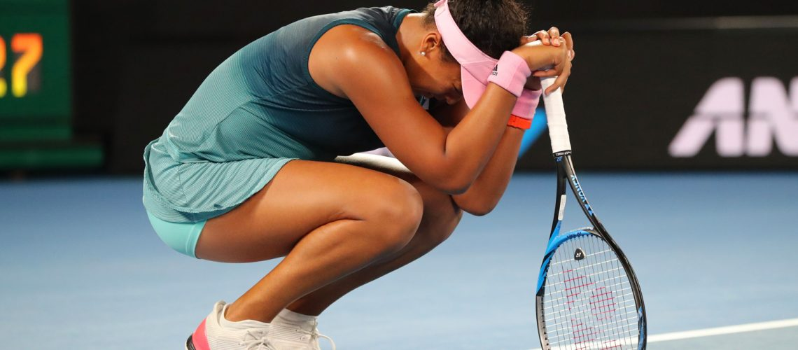 Melbourne,,Australia,-,January,26,,2019:,Grand,Slam,Champion,Naomi