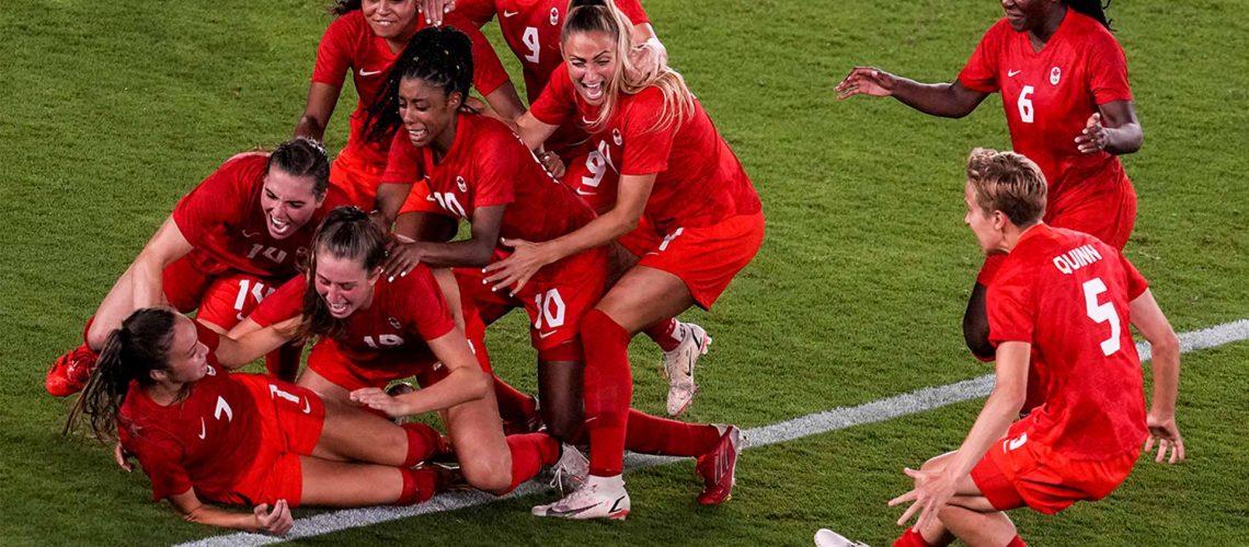 olympic female soccer team