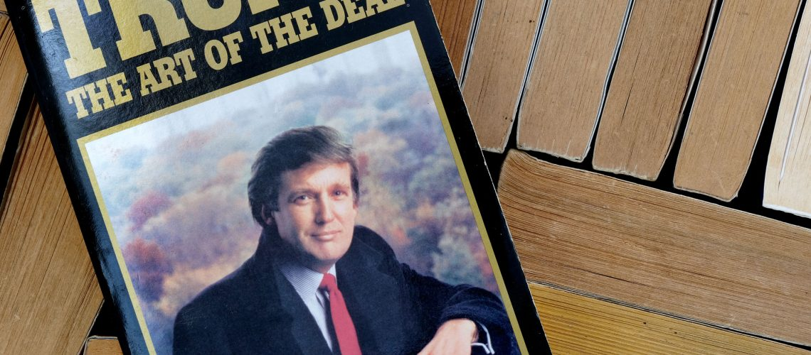 Donald Trump The Art of the Deal