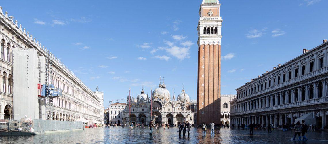Venice-under-water