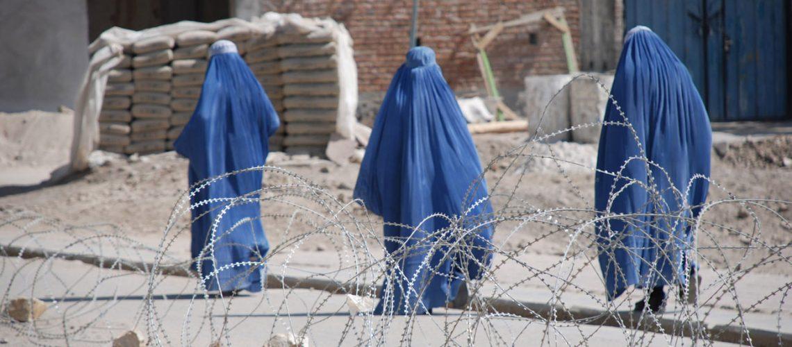 Burka,And,Barbwire