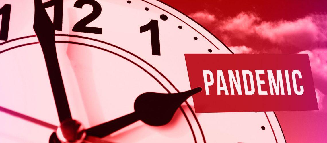 pandemic clock