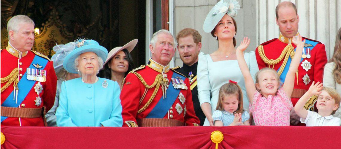 Meghan,Markle,Harry,Queen,Elizabeth,,London,Uk,-,962019:,Meghan