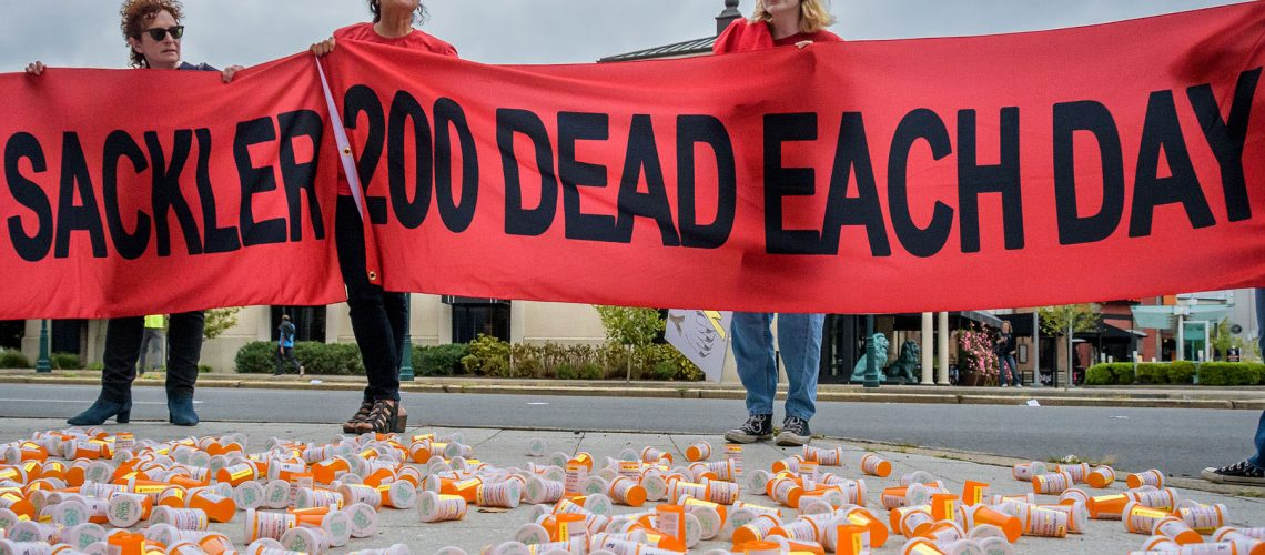 sackler 200 dead each day